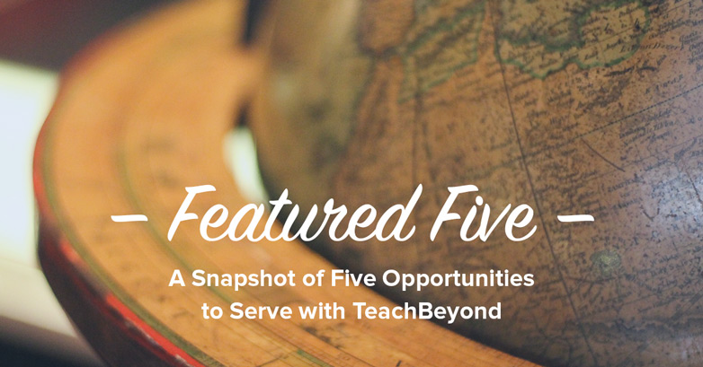Featured-Five-ad-TeachBeyond-Banner-3